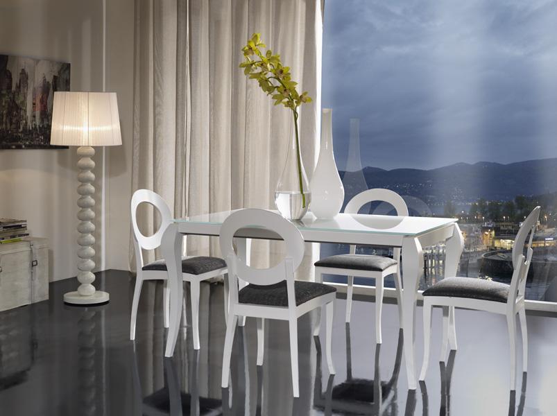 Mesa y sillas bergman kiona salamanca tienda de - Kiona decoracion ...