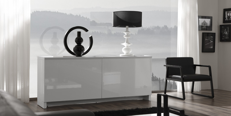 Mueble de salon wengue barcelona