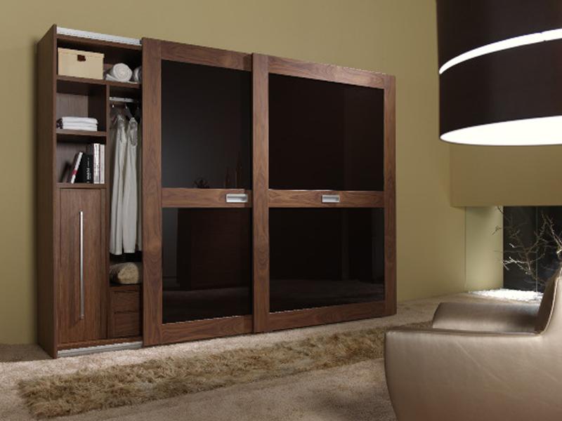Armario puerta corredera c 301 kiona salamanca tienda - Puertas correderas de salon ...
