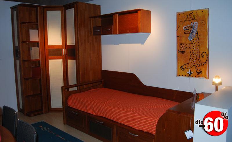 Dormitorio juvenil solido liquidaci n kiona salamanca - Kiona decoracion ...