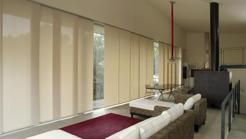 cortina panel japones de bandalux kiona salamanca