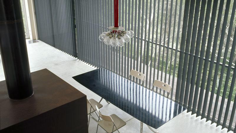 Cortina de lamas verticales de bandalux kiona salamanca for Precios cortinas bandalux