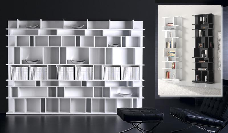 Estanter a alta modular kiona salamanca tienda de for Muebles de oficina salamanca