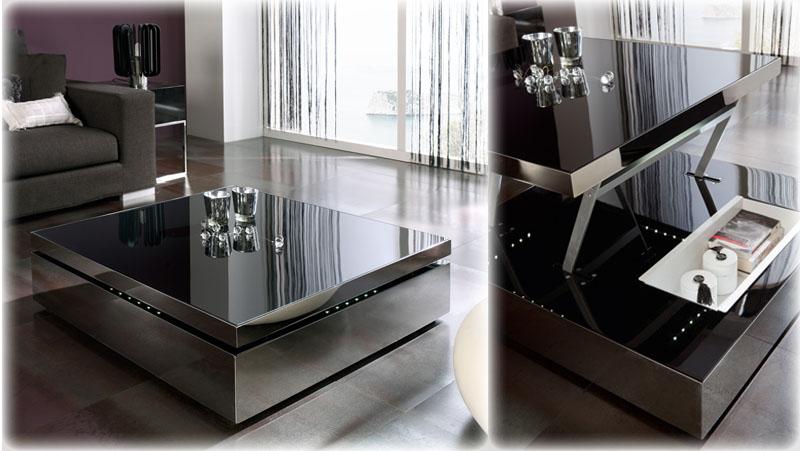 Mesa de centro elevable cuadrada raftin con led kiona salamanca tienda de decoraci n y muebles - Centro reto salamanca recogida muebles ...