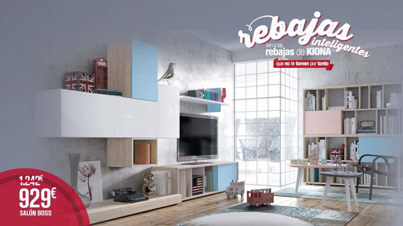 Mueble de salón modular Green Feeling Cboss  Kiona Salamanca